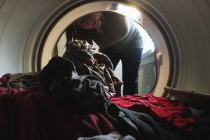 How To Prevent Wrinkled Clothes From Coming Out The Dryer